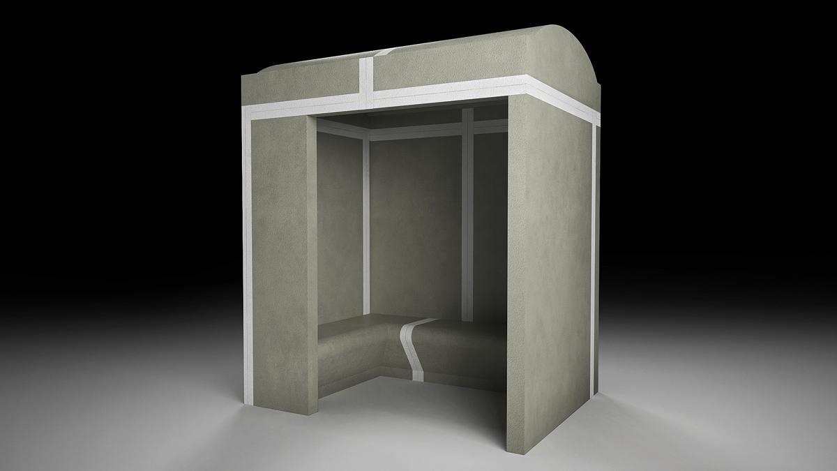 Cabina Bagno Prefabbricata : Cabina prefabbricata per hammam la veneta forme