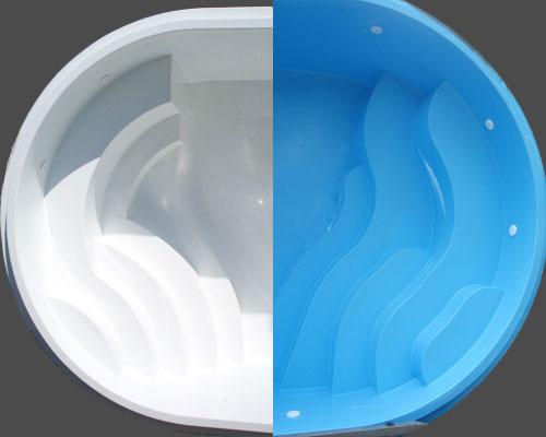Vasche su misura in vetroresina raccordi tubi innocenti - Vasche da bagno su misura ...