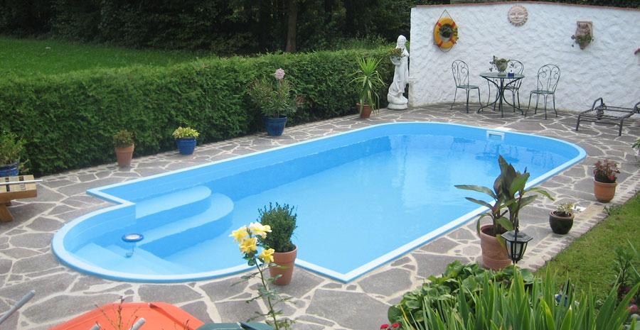 Strutture in EPS e piscine in polipropilene - La Veneta Forme