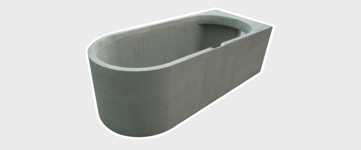 Vasche da bagno la veneta forme - Vasche da bagno su misura ...