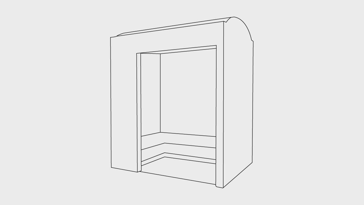 Cabina prefabbricata per Hammam - La Veneta Forme