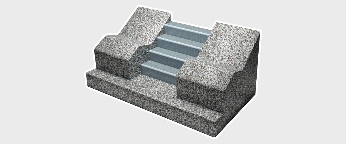 Panche e scale - La Veneta Forme